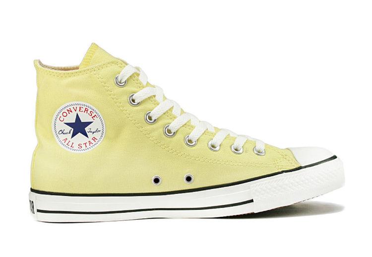 נעלי אולסטאר צהובות נשים Converse Lemonade
