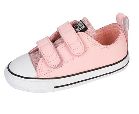 נעלי אולסטאר תינוקות Converse Glitter