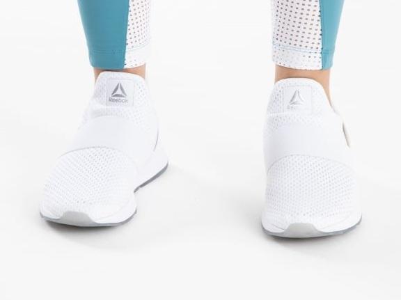 נעלי ריבוק ספורט ללא שרוכים נשים Reebok Ever Road DMX Slip-on