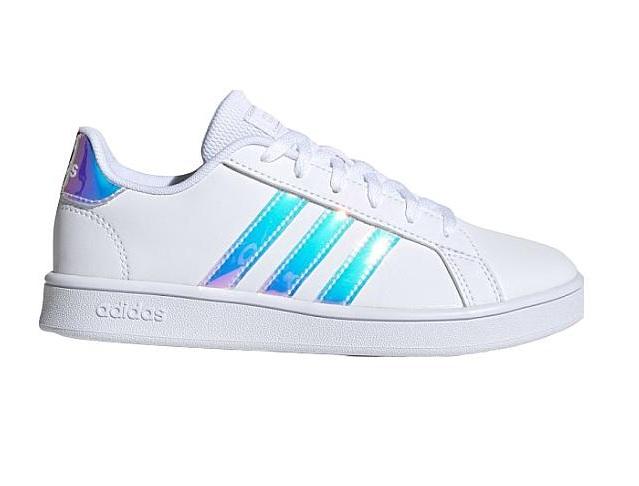 נעלי אדידס אופנה נשים נוער Adidas Grand Court