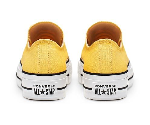נעלי אולסטאר פלטפורמה נשים Converse Platform - תמונה 4