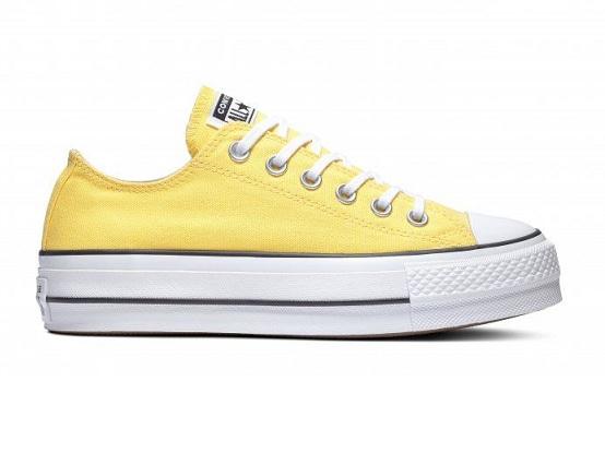 נעלי אולסטאר פלטפורמה נשים Converse Platform - תמונה 2