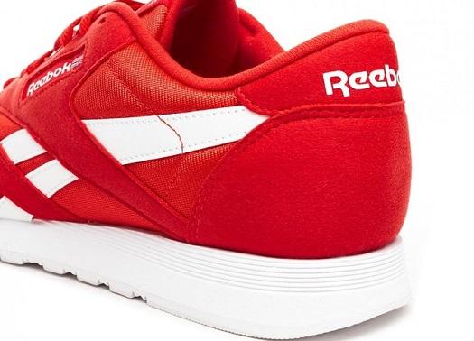 נעלי ריבוק אופנה נשים Reebok Classic Nylon Color - תמונה 6