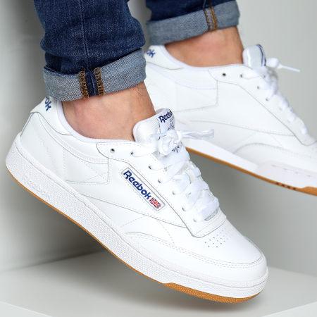 נעלי ריבוק אופנה גברים Reebok Club C