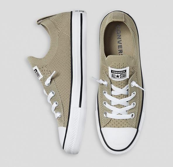 נעלי אולסטאר סרוגות Converse shoreline Knit Slip
