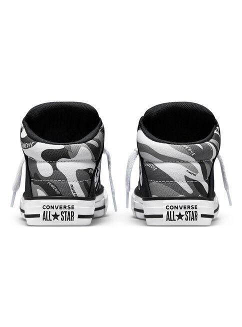 נעלי אולסטאר צבאי ילדים תינוקות  Converse Axel Camo Mid