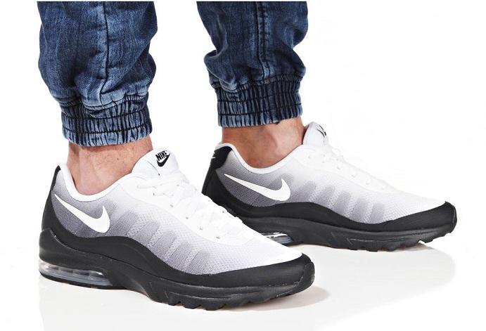 נעלי נייק ספורט איירמקס גברים Nike Air Max Invigor Print