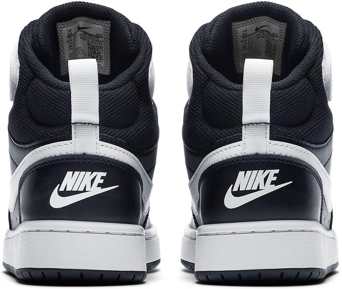 נעלי נייק גבוהות ילדים Nike Court Borough Mid