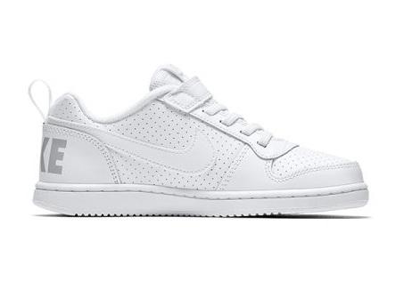 נעלי נייק ילדים Nike Court Borough Low - תמונה 3