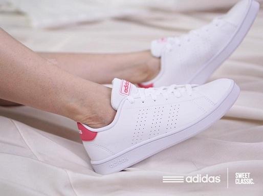 נעלי אדידס אופנה נשים נוער Adidas Advantage
