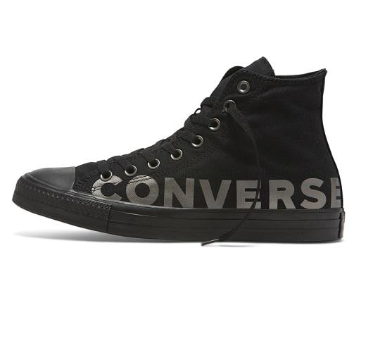 אולסטאר כיתוב נשים גברים Converse Wordmark - תמונה 1