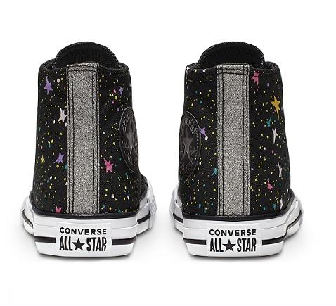 נעלי אולסטאר ילדות Converse Gravity Graphic - תמונה 4