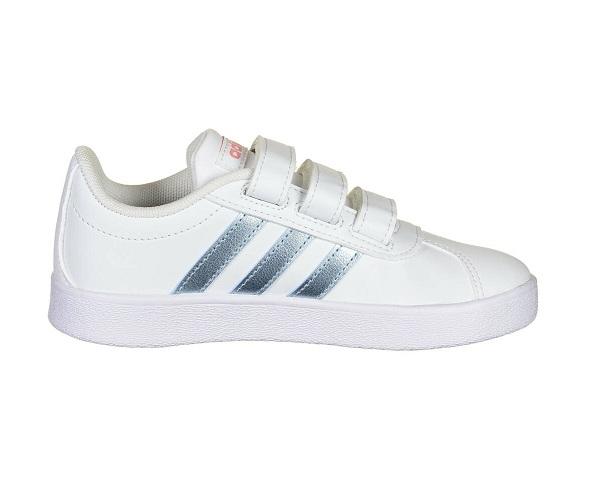 נעלי אדידס ילדים Adidas VL Court 2