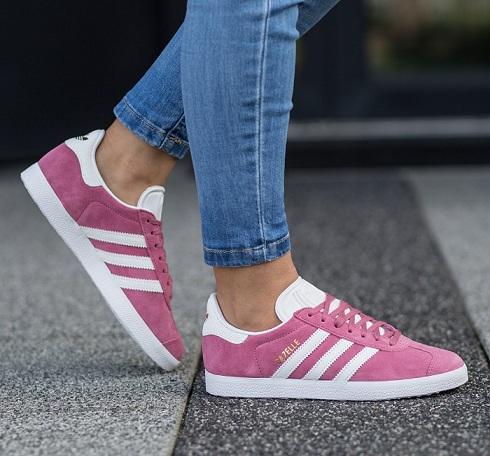 נעלי אדידס גזל נשים Adidas Gazelle