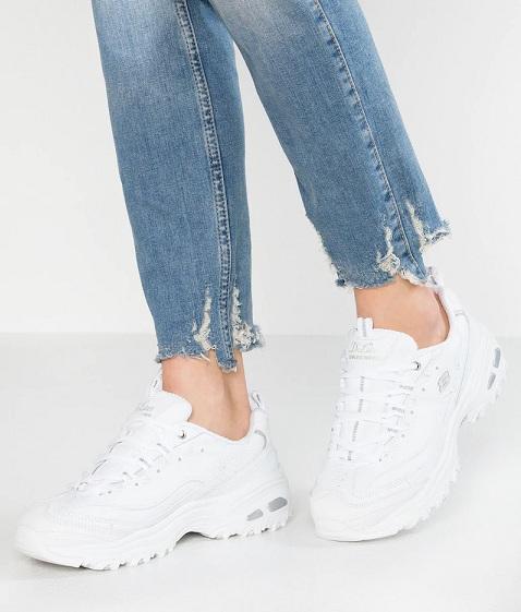 נעלי סקצרס נשים Skechers DLites Fresh Start - תמונה 1