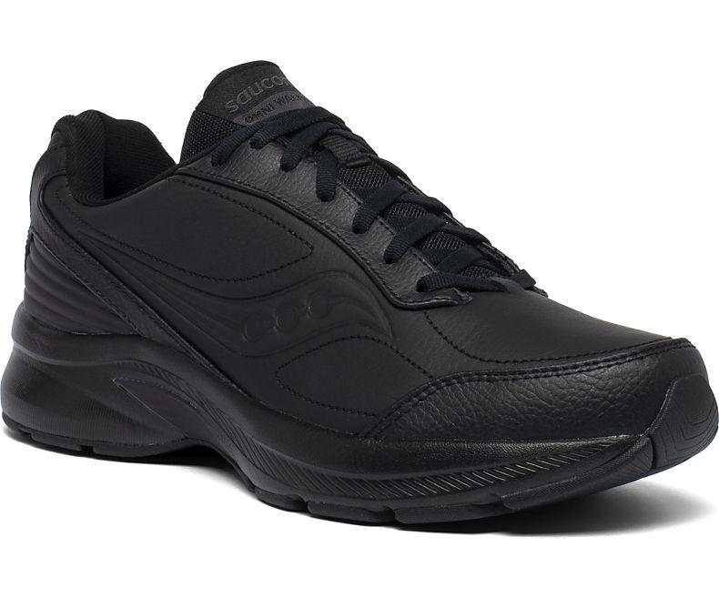 נעלי סאוקוני הליכה גברים Saucony Omni Walker 3 Wide