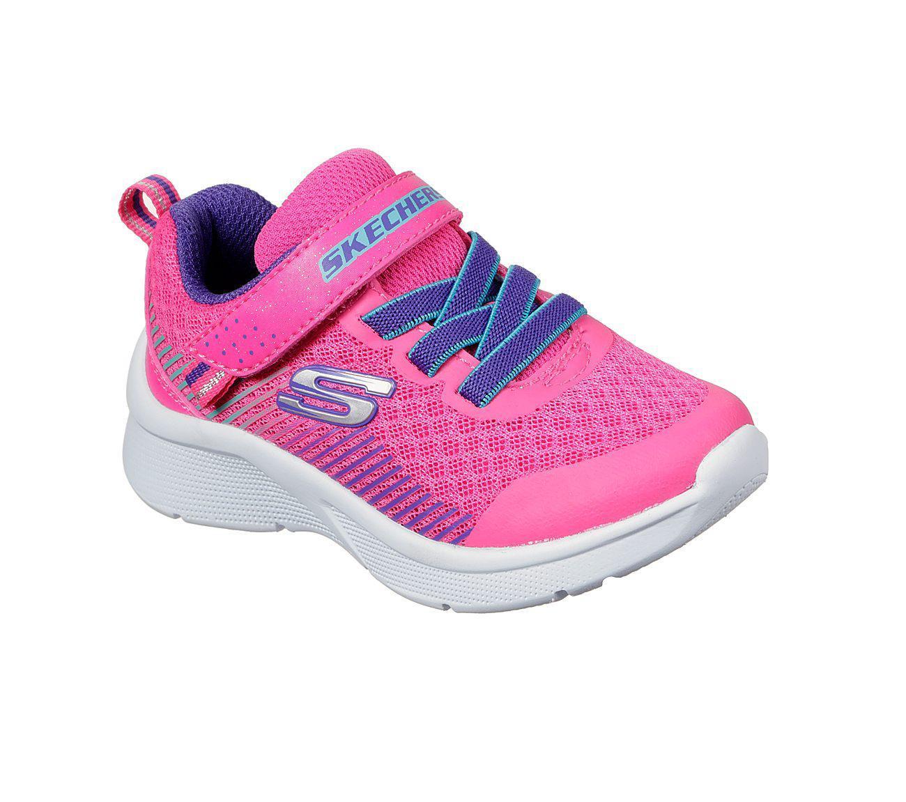 נעלי סקצרס ספורט תינוקות Skechers Microspec