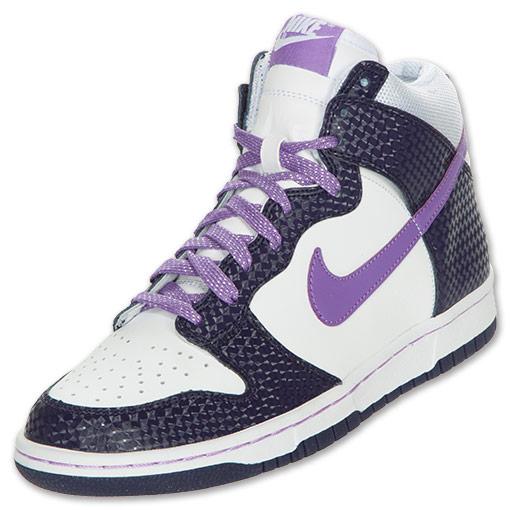 נעלי ניייק גבוהות נשים נערות NIKE DUNK