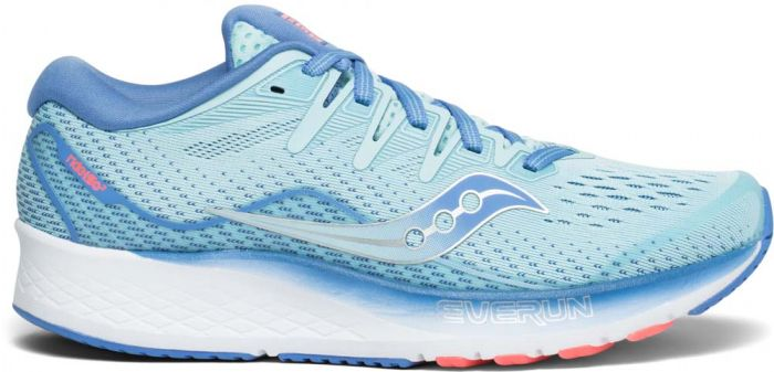 נעלי סאוקוני ספורט נשים Saucony Ride ISO 2 Wide