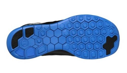 נעלי נייק ספורט ריצה נשים נוער NIKE FREE 5 - תמונה 4