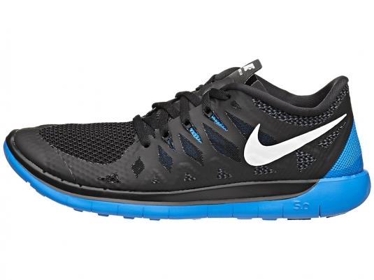 נעלי נייק ספורט ריצה נשים נוער NIKE FREE 5 - תמונה 2