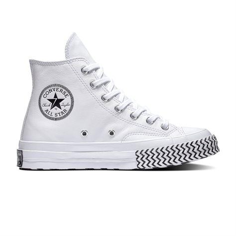 נעלי אולסטאר עור שנות ה 70 Converse Chuck Mission-V - תמונה 5