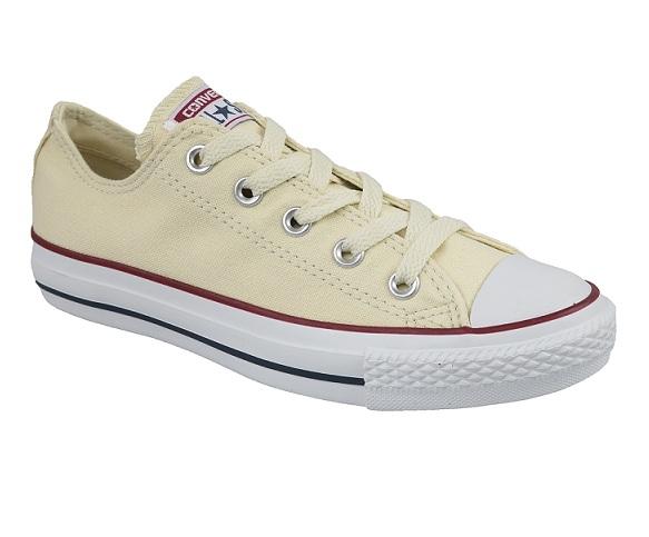 נעלי אולסטאר קרם גברים Converse natural White