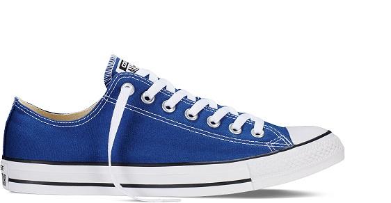 נעלי אולסטאר כחול רויאל חצאיות נשים גברים Converse Radio Blue