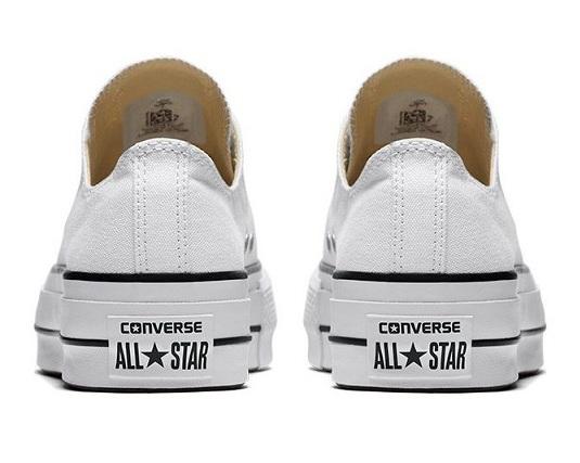 נעלי אולסטאר פלטפורמה נשים Converse Platform - תמונה 5