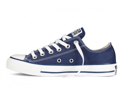 נעלי אולסטאר כחול חצאיות נשים גברים converse navy