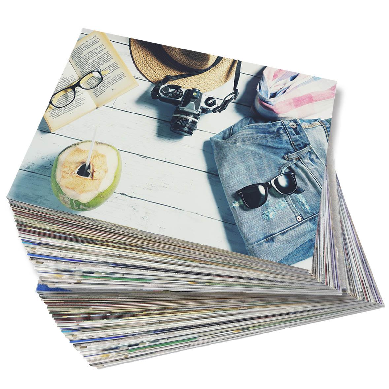 כרטיסיה לפיתוח 500 תמונות