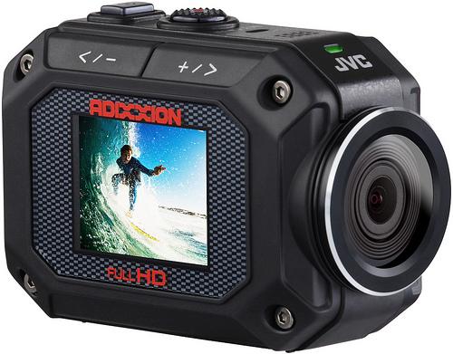 מצלמת אקסטרים JVC GC XA2