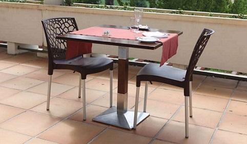 כיסא פלסטיק דגם SOPHIE מגוון צבעים