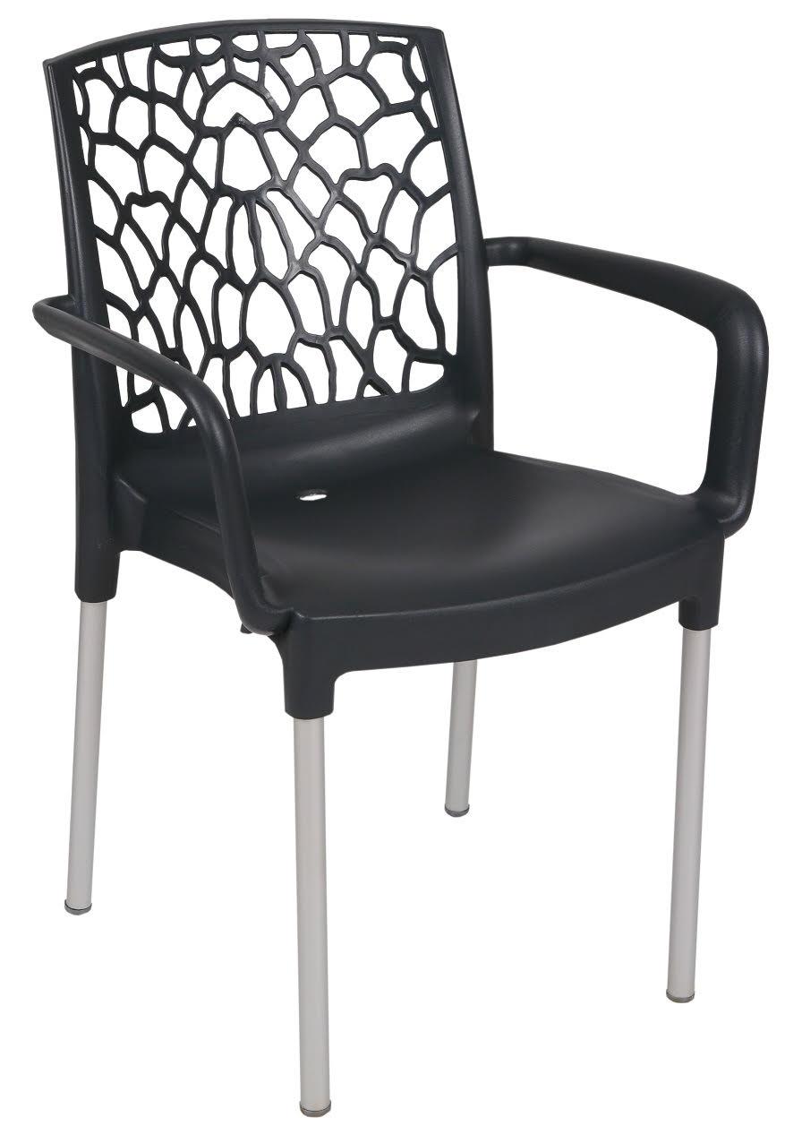 כיסא פלסטיק דגם EMILIE מגוון צבעים
