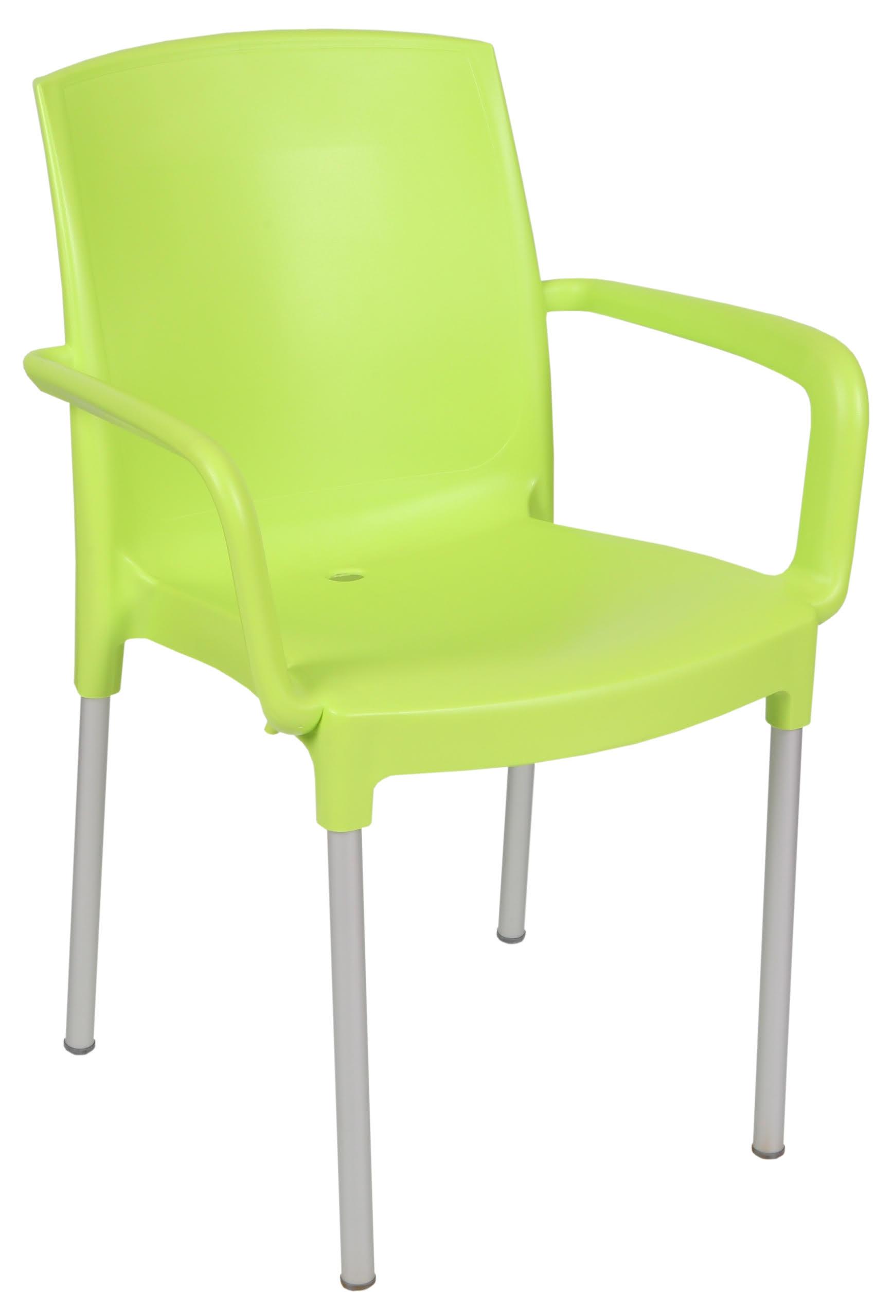 כסא פלסטיק דגם CLAIRE מגוון צבעים