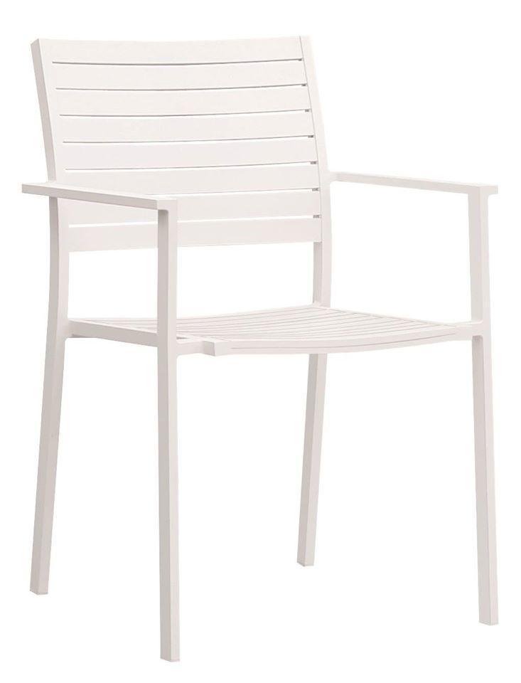 כסא %100 אלומיניום לבן או שמפניה
