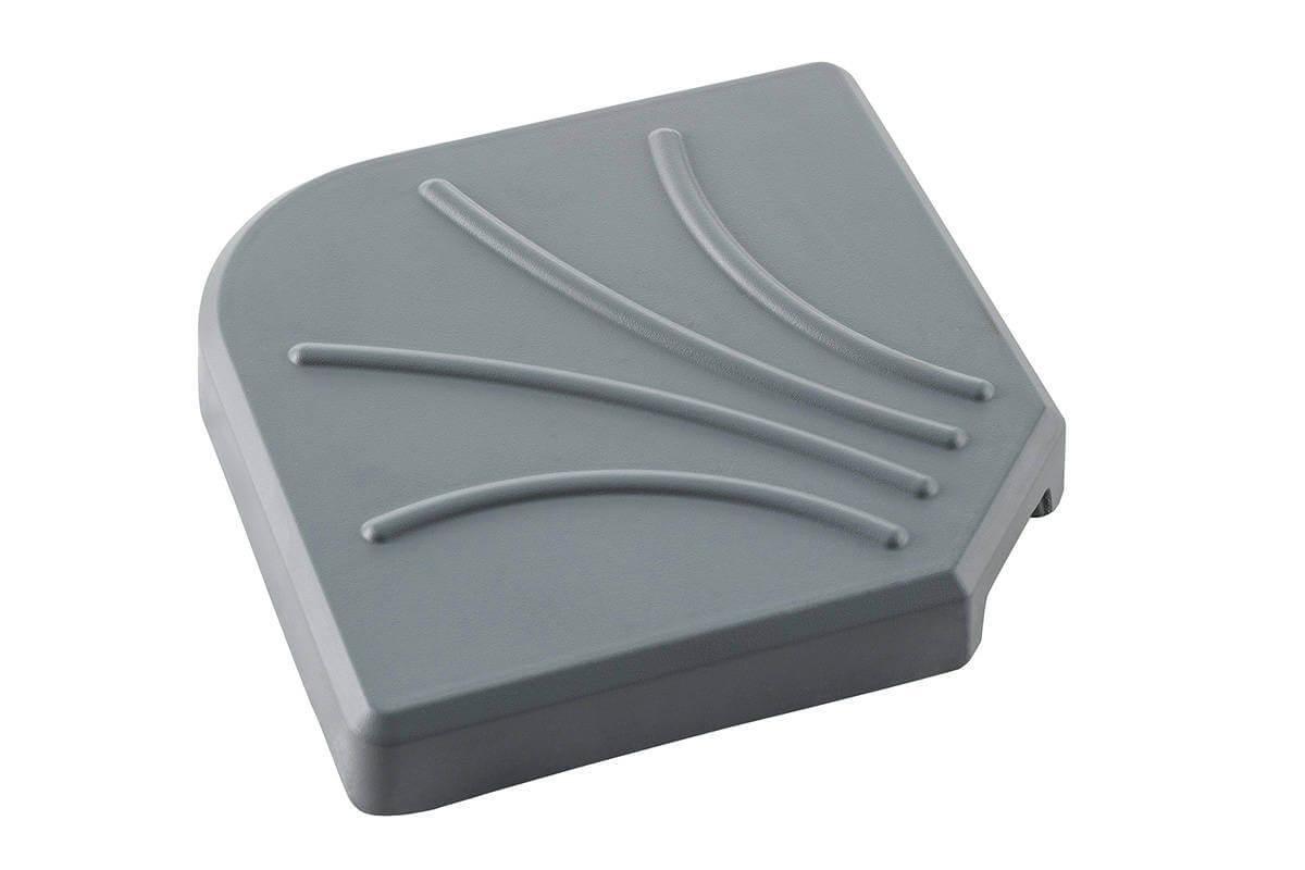 שמשיה רגל צד 4x3 דגם ELEA