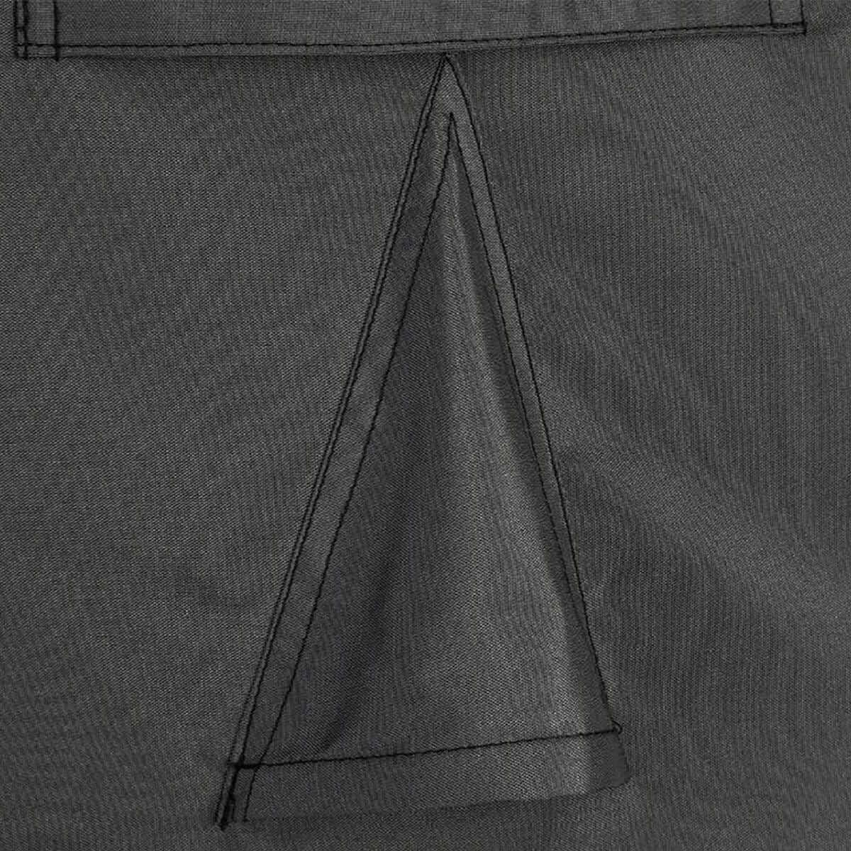 כיסוי לשמשיה רגל צד הכולל מקל הלבשה - תמונה 5