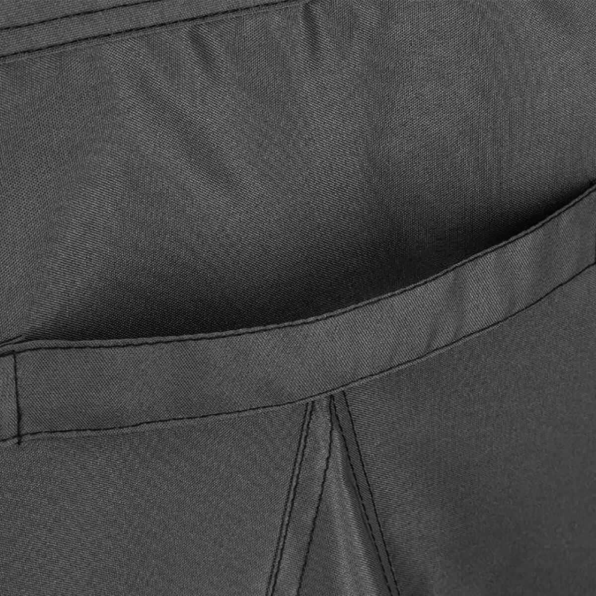 כיסוי לשמשיה רגל צד הכולל מקל הלבשה - תמונה 2