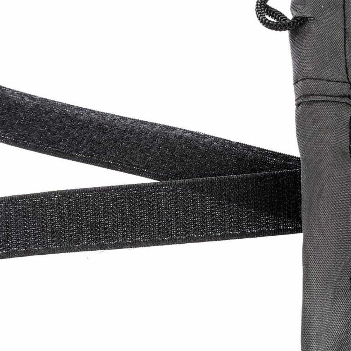 כיסוי לשמשיה רגל צד הכולל מקל הלבשה - תמונה 3