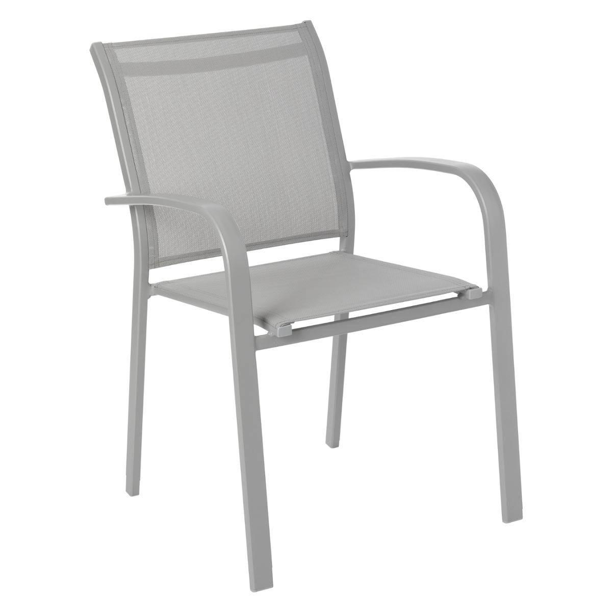 כסא אלומיניום דגם ESSENTIA מגוון צבעים