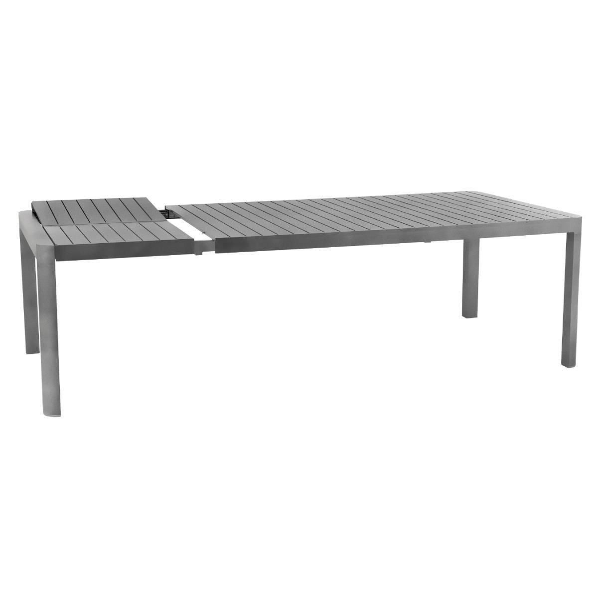 שולחן אלומיניום נפתח דגם PARADISE
