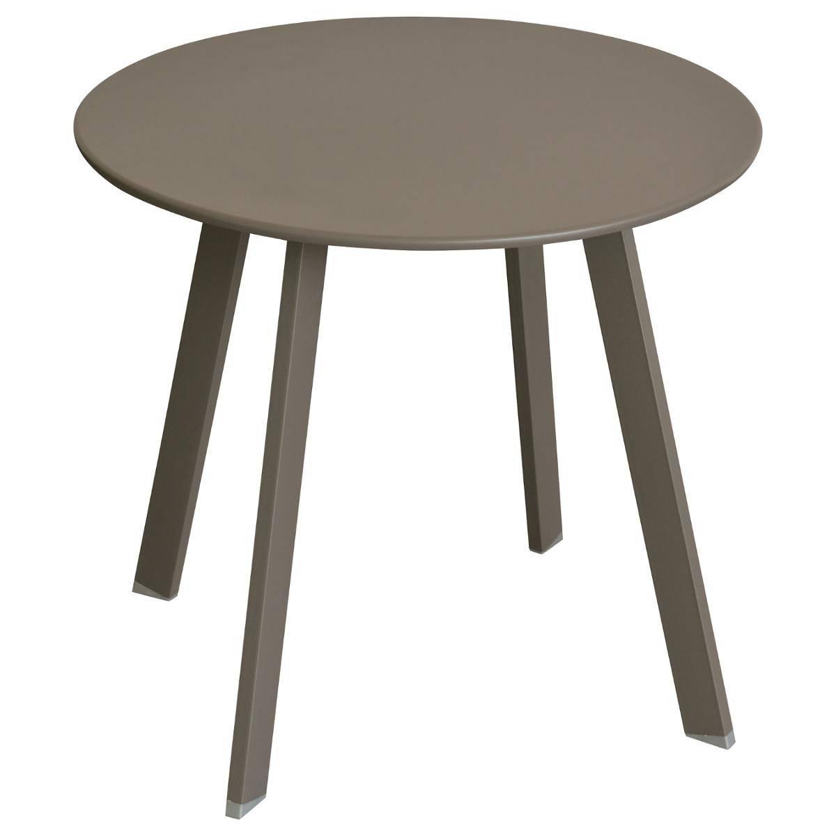 שולחן נמוך דגם SANOA קוטר 50 סמ