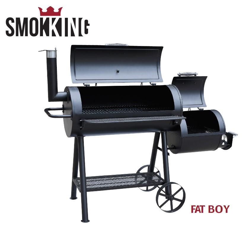 מעשנה פחם 123 FAT BOY