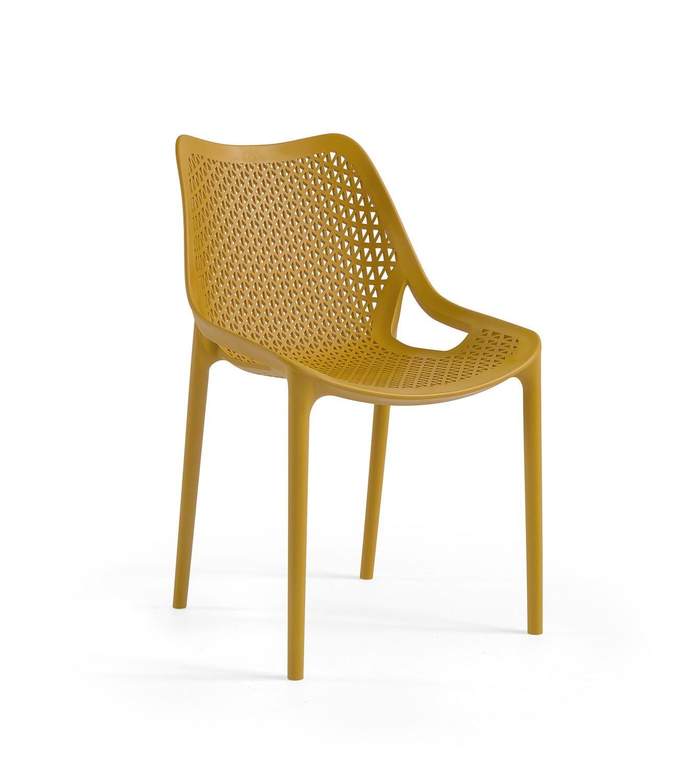 כסא פלסטיק דגם ELITE מגוון צבעים