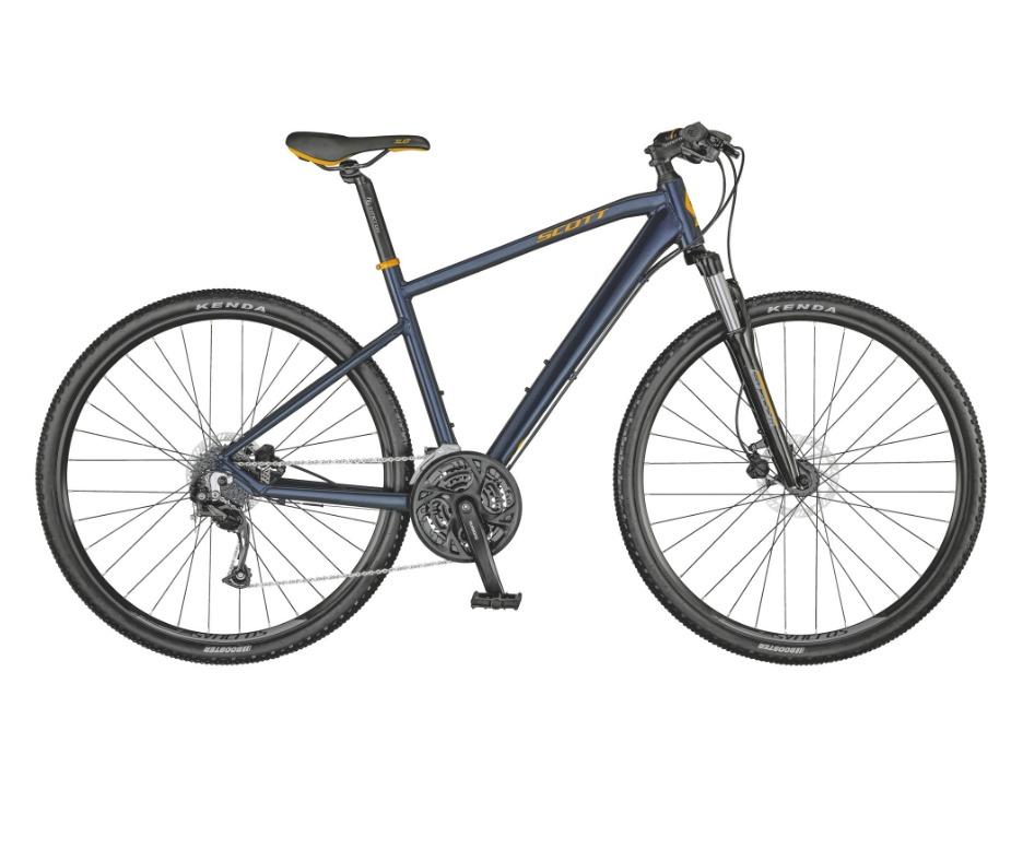 אופני סקוט - 2021 SCOTT Sub Cross 40