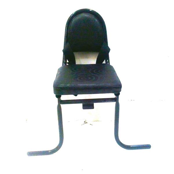 כיסא לסבל אופניים עם משענת