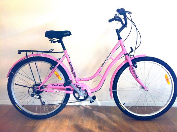 אופני עיר לנשים Barracuda Melody