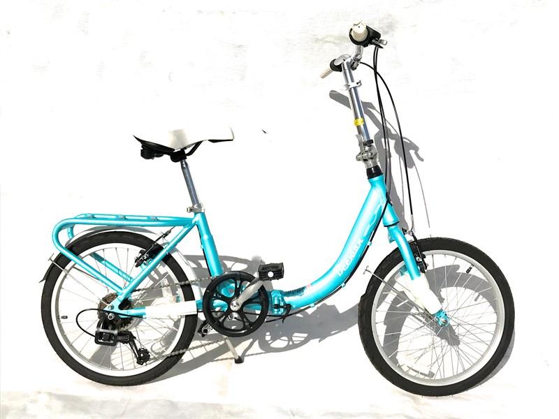 אופניים מתקפלים אלומניום