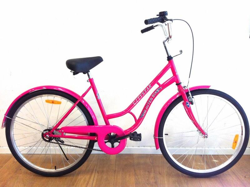 אופני עיר לנשים CITYSTAR